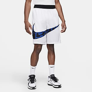 Nike Dri-FIT 2.0 Mønstret basketshorts til herre