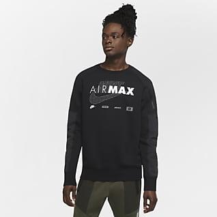 Nike Sportswear Air Max Camisola de lã cardada para homem