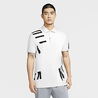 The Nike Polo Unisex pikétröja med slimmad passform