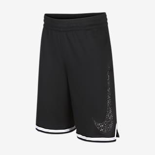 Nike Dri-FIT KP DNA 大童 (男童) 訓練短褲