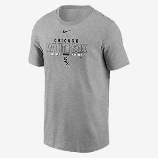 Nike Color Bar (MLB Chicago White Sox) Men's T-Shirt