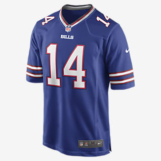 NFL Buffalo Bills (Stefon Diggs) Men's Game Football Jersey