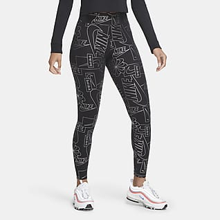 Nike Sportswear Icon Clash Leggings a vita alta - Donna