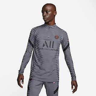 Paris Saint-Germain Strike Elite Nike Dri-FIT ADV-fodboldtræningstrøje til mænd
