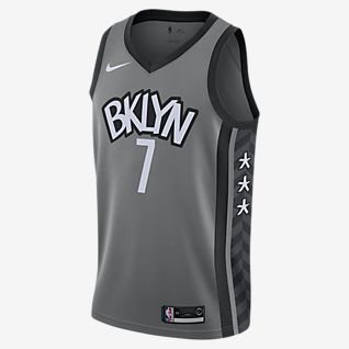 布鲁克林篮网队 (Kevin Durant) Statement Edition Nike NBA Swingman Jersey 男子球衣