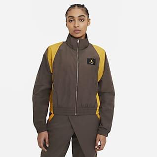 Jordan Женская куртка из тканого материала