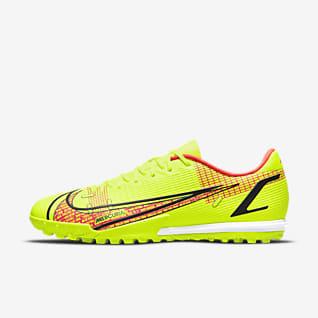 Nike Mercurial Vapor 14 Academy TF Футбольные бутсы для игры на синтетическом покрытии