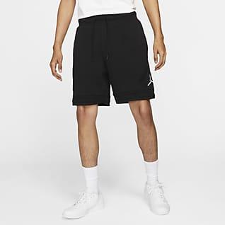 Jordan Essential Shorts Diamond in fleece - Uomo