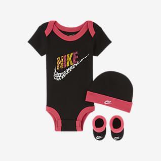 Nike Trzyczęściowy zestaw dla niemowląt (12–24 M)