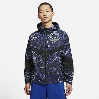 ナイキ ウィンドランナー ワイルド ラン メンズ ランニングジャケット