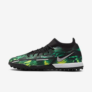 Nike Phantom GT2 Academy Dynamic Fit TF Turf Soccer Shoes