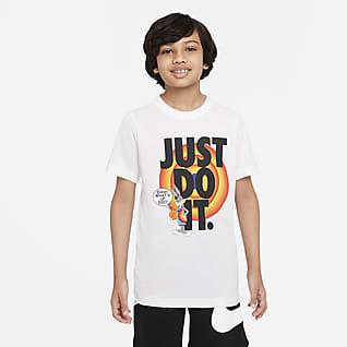 Nike Dri-FIT x Space Jam: A New Legacy 大童T恤