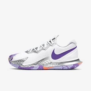 NikeCourt Air Zoom Vapor Cage 4 Sapatilhas de ténis para piso duro para mulher