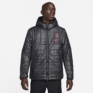 Paris Saint-Germain Synthetic-Fill Men's Fleece Jacket