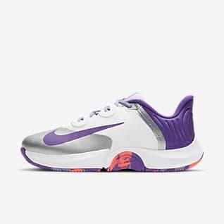 NikeCourt Air Zoom GP Turbo รองเท้าเทนนิสฮาร์ดคอร์ทผู้หญิง