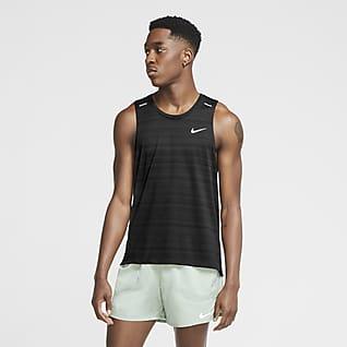 Nike Dri-FIT Miler 男款跑步背心