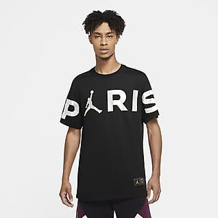 Paris Saint-Germain Men's Wordmark T-Shirt