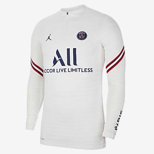 Paris Saint-Germain Strike Elite Home Nike Dri-FIT ADV Fußball-Drill-Oberteil für Herren