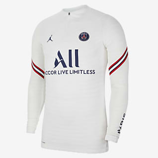 Paris Saint-Germain Strike Elite İç Saha Nike Dri-FIT ADV Erkek Futbol Antrenman Üstü
