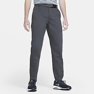 Nike Dri-FIT UV Golf-chinobukser med standardpasform til mænd