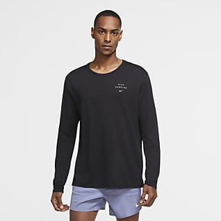 Nike Miler Run Division Men's Long-Sleeve Running Top