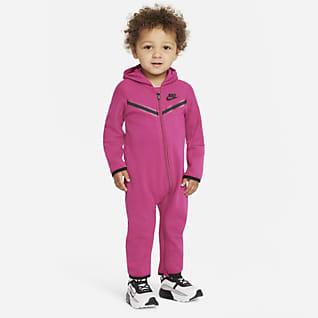 Nike Sportswear Tech Fleece Mono con cierre completo para bebé (de 12 a 24 meses)