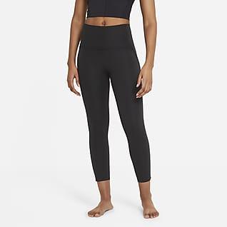 Nike Yoga Mallas de 7/8 para mujer