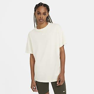 Nike Sportswear Essential Damska koszulka z krótkim rękawem o kroju oversize