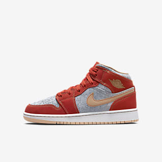 Air Jordan 1 中筒 SE 大童鞋款