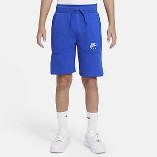 Nike Air Fransız Havlu Kumaşı Genç Çocuk (Erkek) Şortu