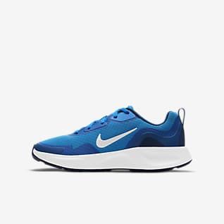 Nike WearAllDay Big Kids' Shoe