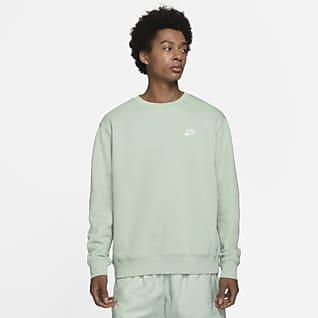 Nike Sportswear Club Fleece Herentop met ronde hals