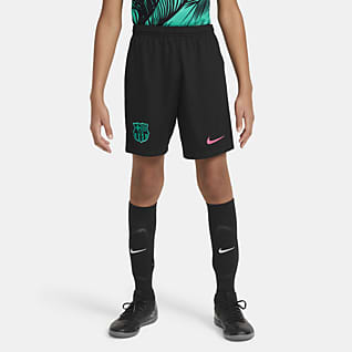 FC Barcelona 2020/21 Stadium - Terza Shorts da calcio - Ragazzi