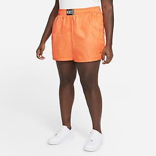 Nike Sportswear Geweven damesshorts (Plus Size)