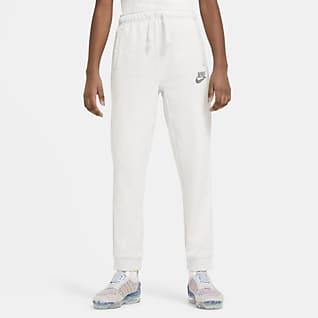 Nike Sportswear Pantalones para niños talla grande