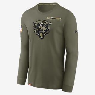 Nike Dri-FIT Salute to Service (NFL Chicago Bears) Men's Long-Sleeve T-Shirt