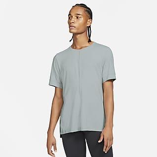 Nike Yoga 男款短袖上衣
