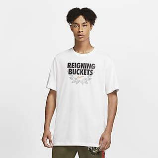 "Nike Dri-FIT ""Reigning Buckets"" Men's Basketball T-Shirt"