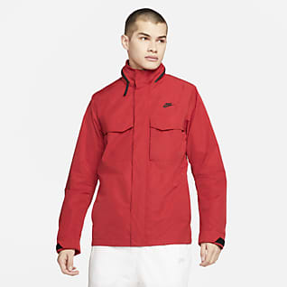 Nike Sportswear Chamarra M65 con capucha para hombre