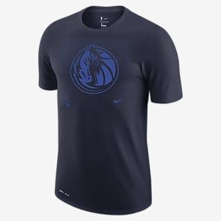 Dallas Mavericks Logo Grid Men's Nike Dri-FIT NBA T-Shirt