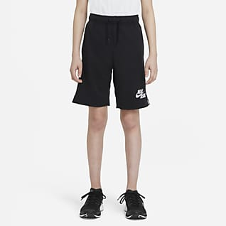 Nike Dri-FIT Flux Big Kids' (Boys') Baseball Shorts