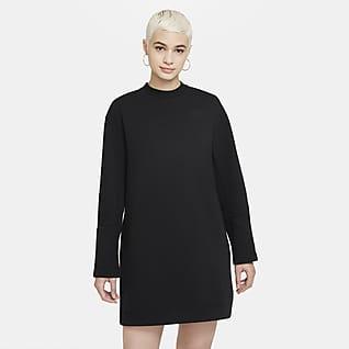Nike Sportswear Tech Fleece Uzun Kollu Kadın Elbisesi