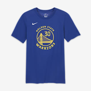 Stephen Curry Warriors Older Kids' Nike NBA Player T-Shirt