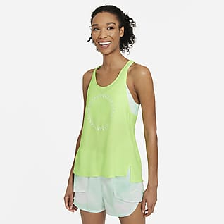 Nike Icon Clash Miler Camiseta de tirantes de running para mujer