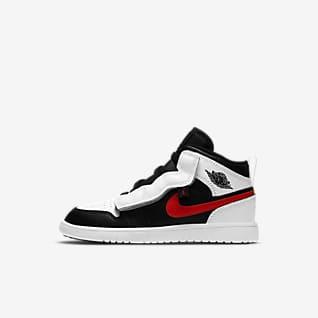 Jordan 1 Mid รองเท้าเด็กเล็ก