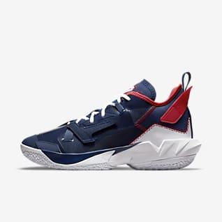 "Jordan ""Why Not?"" Zer0.4 PF รองเท้าบาสเก็ตบอล"