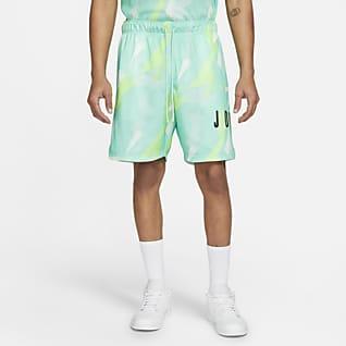 Jordan Jumpman Air Мужские шорты из сетчатой ткани с принтом