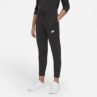 Nike Sportswear Joggers de 7/8 para niñas talla grande
