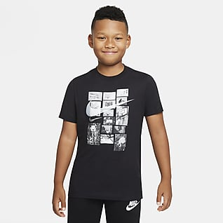 Nike Sportswear Tričko pro větší děti (chlapce)