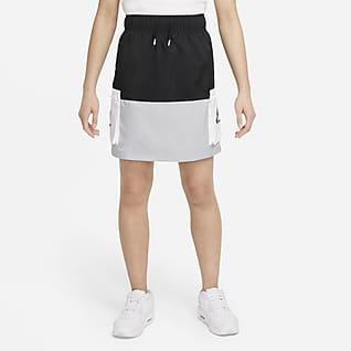 ナイキ スポーツウェア ヘリテージ ジュニア (ガールズ) スカート